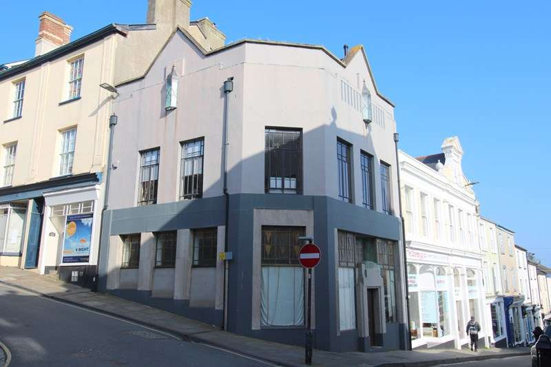 1 Bedroom Town House for sale in Grenville Street, Bideford