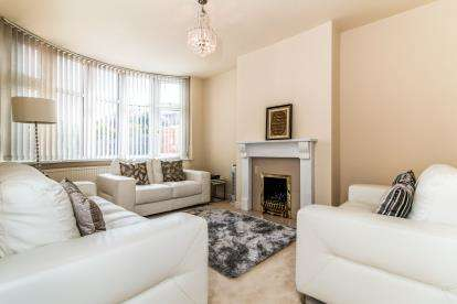 3 Bedrooms Semi Detached House for sale in Kingsway, Manchester, Greater Manchester