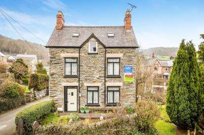 5 Bedrooms Detached House for sale in 5 Bedrooms and Cellars, Cynwyd, Corwen, Denbighshire, LL21