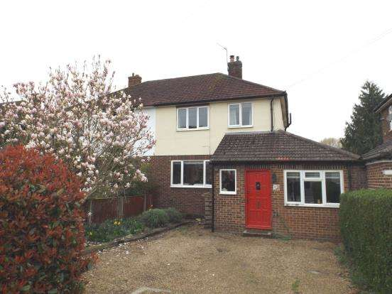 3 Bedrooms Semi Detached House for sale in Maidenhead, Berkshire, United Kingdom