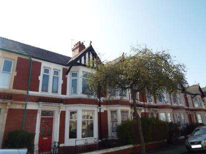 3 Bedrooms Terraced House for sale in Deri Road, Cardiff, Caerdydd