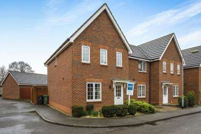 3 Bedrooms End Of Terrace House for sale in Attleborough, Norfolk