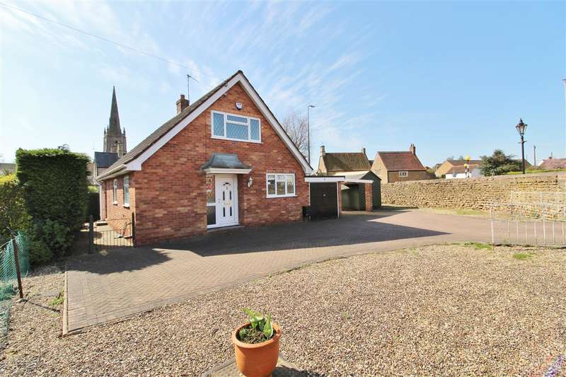 2 Bedrooms Bungalow for sale in Long Street, Great Gonerby, Grantham