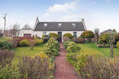 4 Bedrooms Detached House for sale in The Den, Dalry