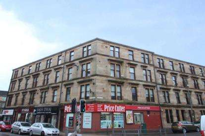 1 Bedroom Flat for sale in Cathcart Road, Glasgow