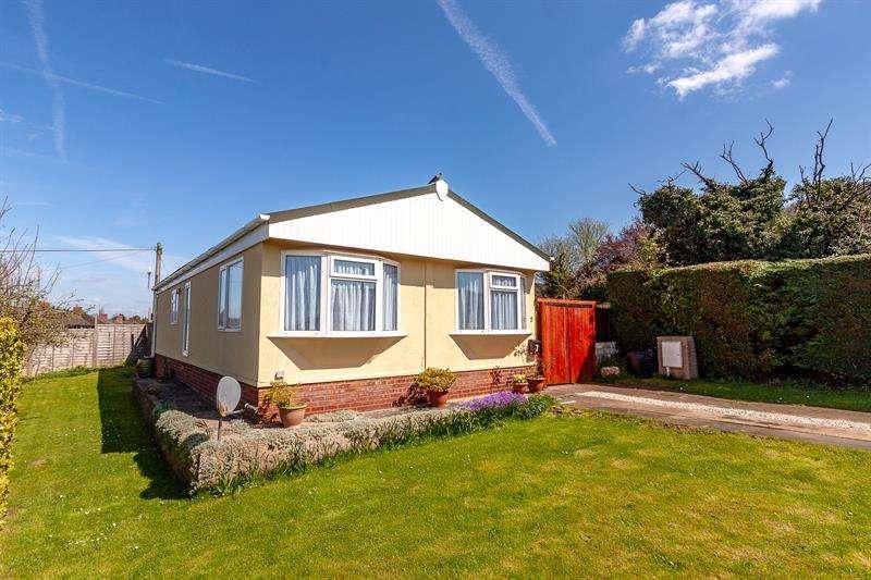 3 Bedrooms Mobile Home for sale in Vine Tree Park, Tudorville, Ross-On-Wye