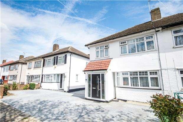 4 Bedrooms Semi Detached House for sale in Kenton Lane, HARROW, Greater London, HA3 8SX