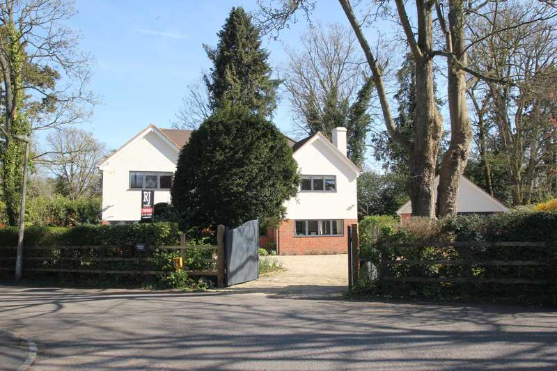 4 Bedrooms Detached House for sale in Peppard Lane, Henley On Thames