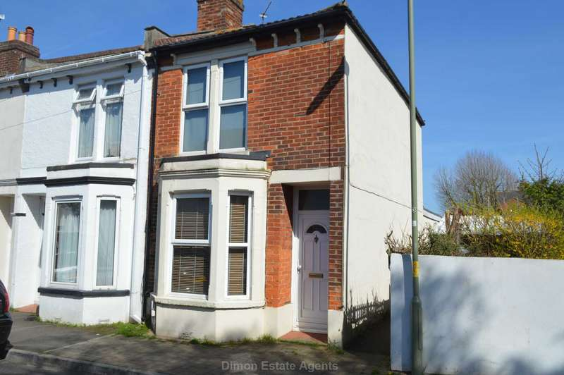 2 Bedrooms Terraced House for sale in Hambrook Road, Gosport