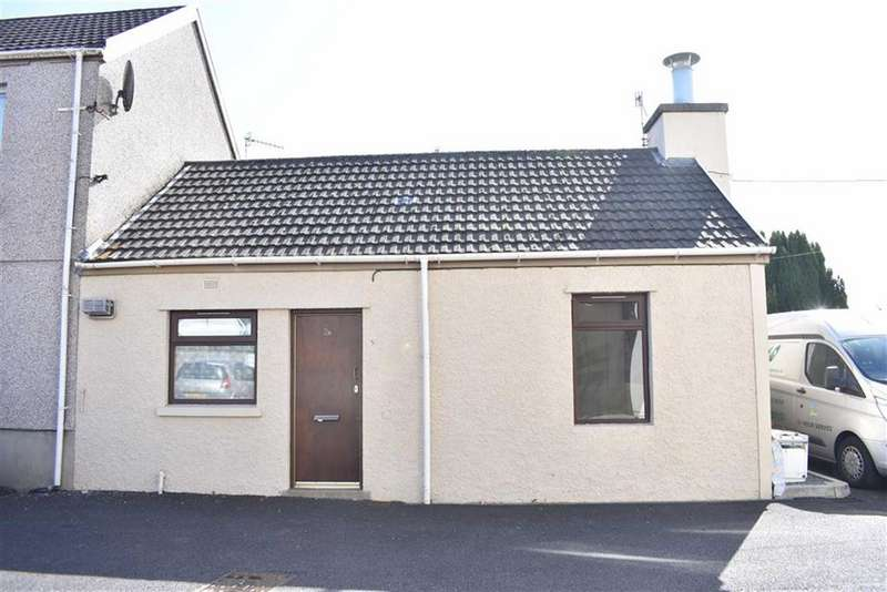 1 Bedroom Semi Detached Bungalow for sale in Lime Street, Gorseinon