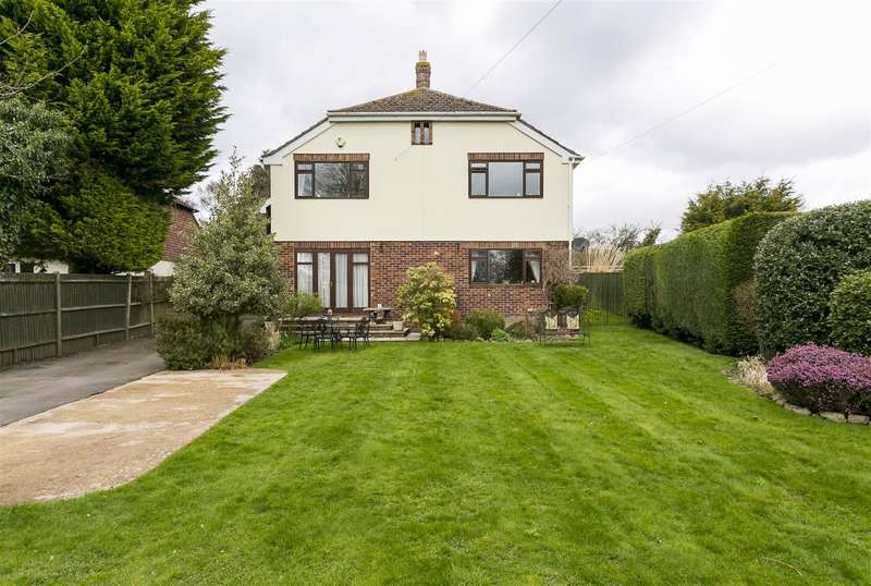 4 Bedrooms Detached House for sale in Church Road, West Peckham, Maidstone