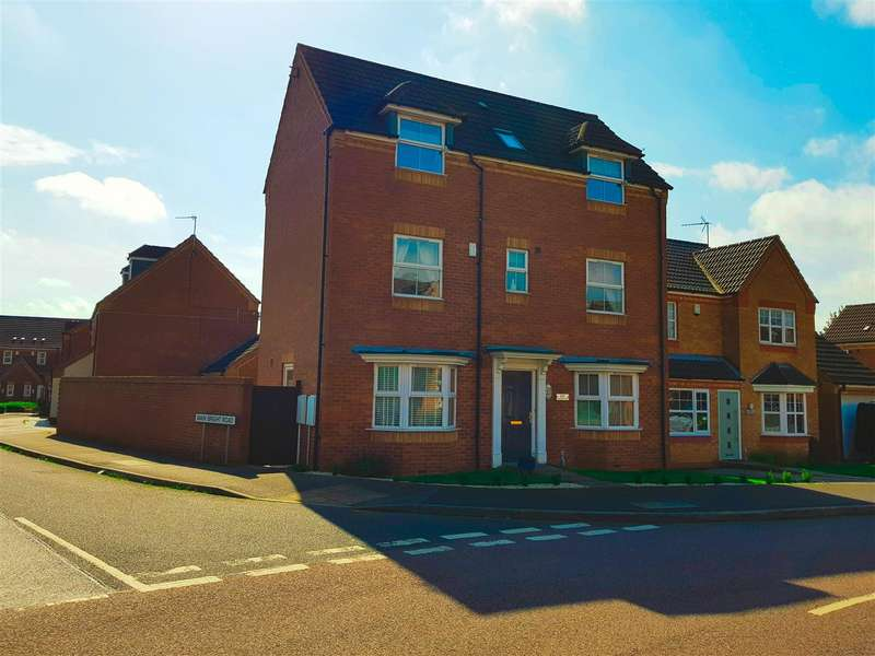 5 Bedrooms Detached House for sale in Dunsil Road, Mansfield Woodhouse, Mansfield