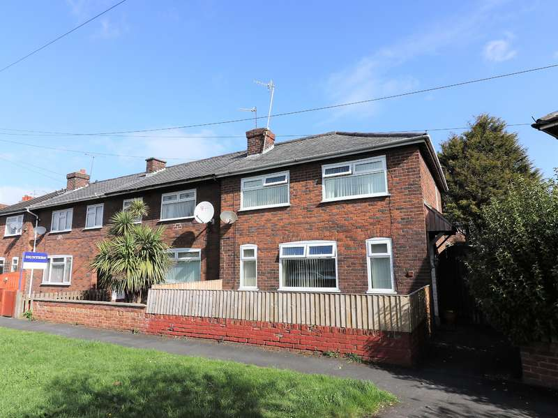 3 Bedrooms House for sale in Rostherne Avenue, Wallasey, CH44 5RZ
