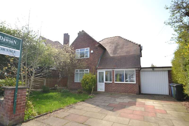 3 Bedrooms Detached House for sale in Kingsway, Gatley