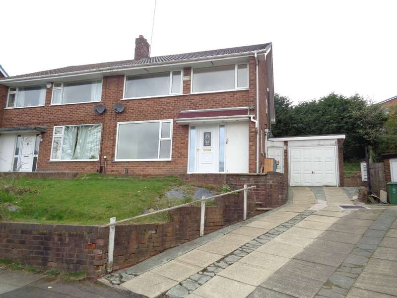 4 Bedrooms Semi Detached House for rent in Richmond Close, Whitefield