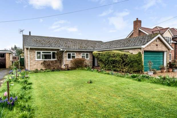 4 Bedrooms Bungalow for sale in High Street, Cambridge, Cambridgeshire, CB25 9FR