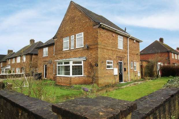 3 Bedrooms Semi Detached House for sale in The Vista, Nottingham, Nottinghamshire, NG9 7ES