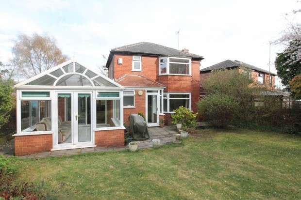 3 Bedrooms Detached House for sale in Wilton Avenue, Manchester , M27