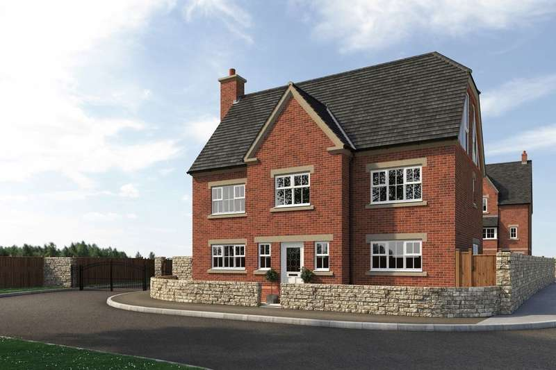 5 Bedrooms Detached House for sale in Plot Moor Road, Bestwood Village, Nottingham, NG6