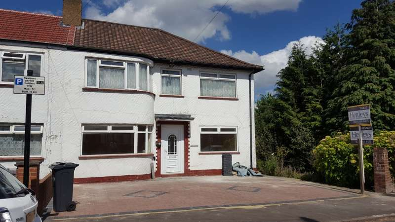 2 Bedrooms Maisonette Flat for sale in Redesdale Gardens, Isleworth, TW7