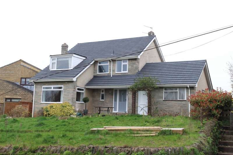 4 Bedrooms Detached House for sale in Court Road, Oldland Common, BS30