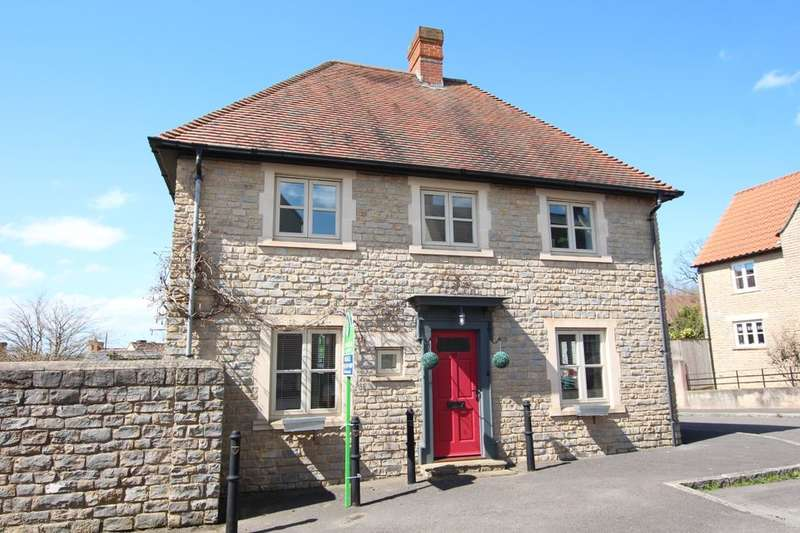 3 Bedrooms Semi Detached House for sale in Greenfield Walk, Midsomer Norton, Radstock, BA3