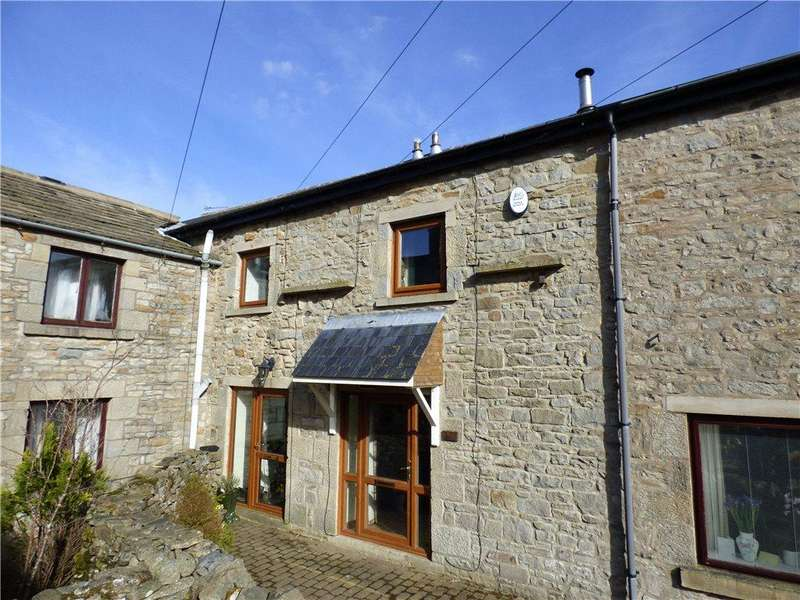 3 Bedrooms Terraced House for sale in Gildersleets, Giggleswick, Settle, North Yorkshire