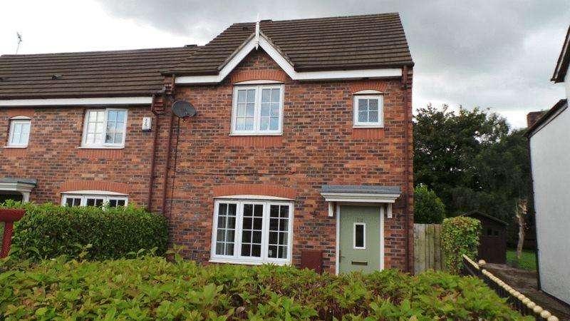 3 Bedrooms Semi Detached House for sale in Barn Flatt Close, Higher Walton, Preston