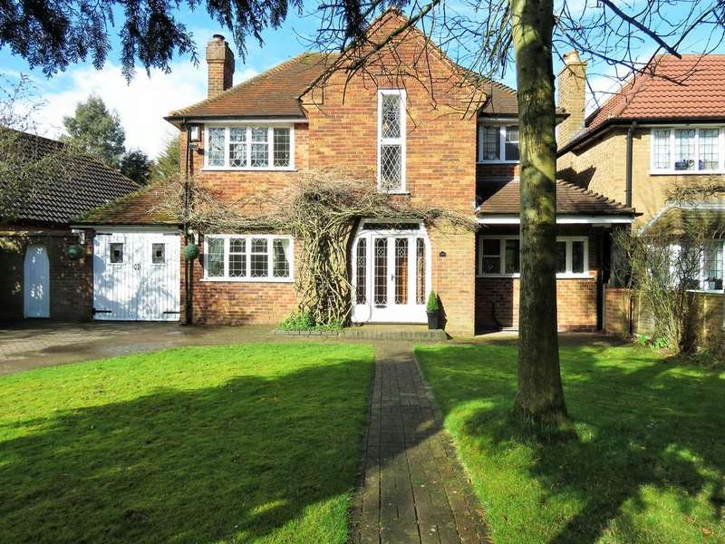 3 Bedrooms Detached House for sale in Streetsbrook Road , Shirley