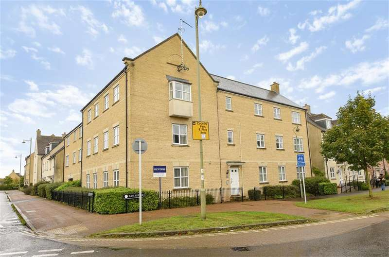 2 Bedrooms Ground Flat for sale in Elmhurst Way, Carterton, OX18 1GQ