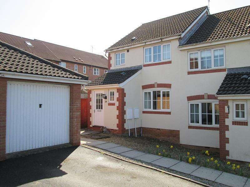 3 Bedrooms Semi Detached House for sale in Llyn Tircoed , Tircoed Forest Village, Penllergaer, Swansea, City And County of Swansea.