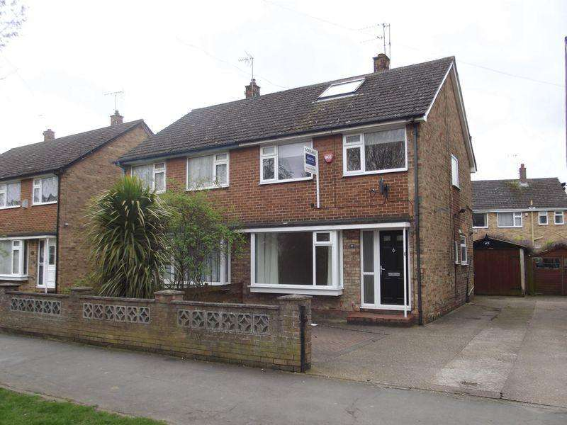 3 Bedrooms Terraced House for sale in Hall Road, Hull