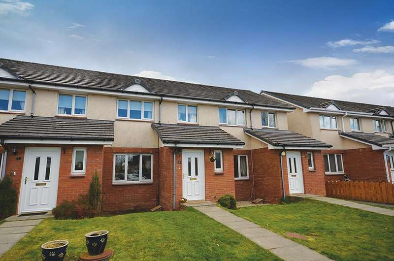 3 Bedrooms Terraced House for sale in 3 McTaggart View, Dalrymple, KA6 6QH