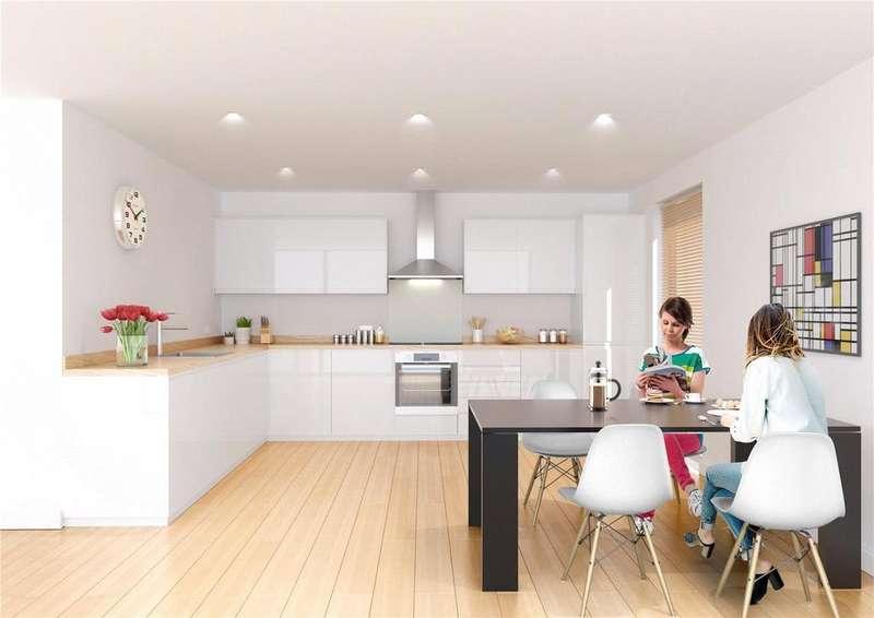 Flat for sale in Park Place, Stevenage, Hertfordshire, SG1