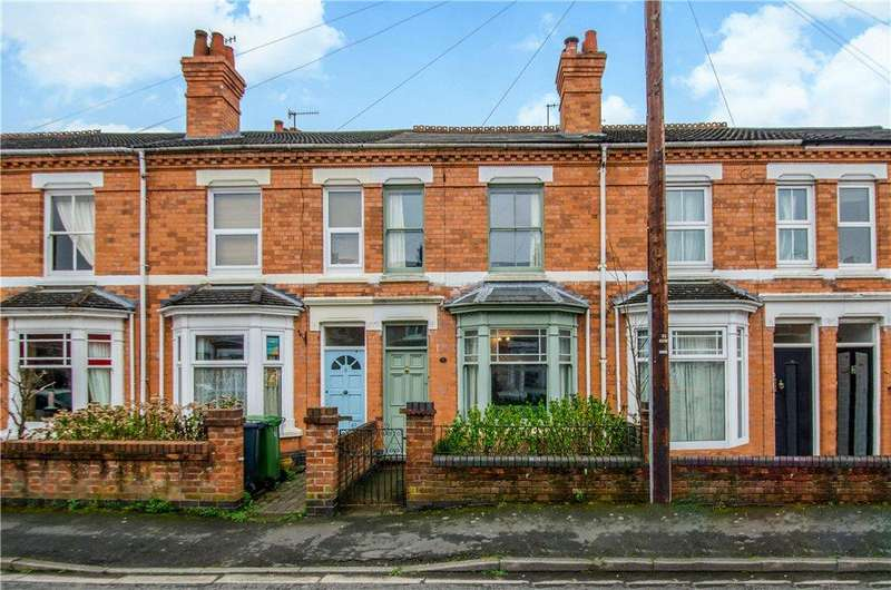 2 Bedrooms Terraced House for sale in Bolston Road, Worcester, Worcestershire, WR5