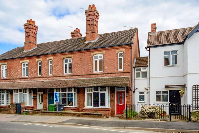 2 Bedrooms Terraced House for sale in Priory Road, Kenilworth