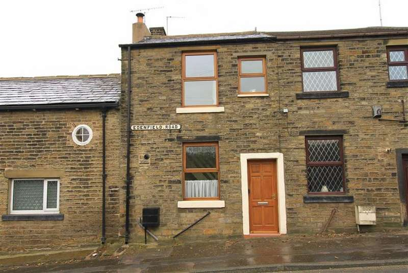 2 Bedrooms Terraced House for sale in 897, Edenfield Road, Norden, Rochdale, OL12