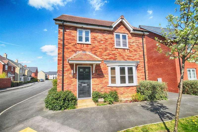 3 Bedrooms Detached House for sale in Planets Lane, Hatherley, Cheltenham, GL51