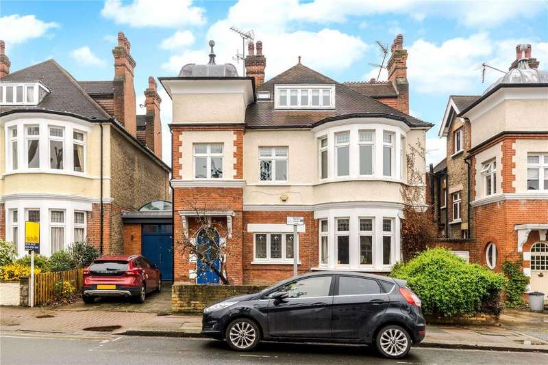 6 Bedrooms Detached House for sale in Larpent Avenue, Putney, London, SW15