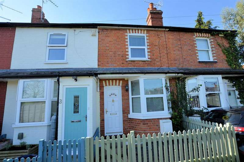 2 Bedrooms Terraced House for sale in Swansea Terrace, Tilehurst, Reading
