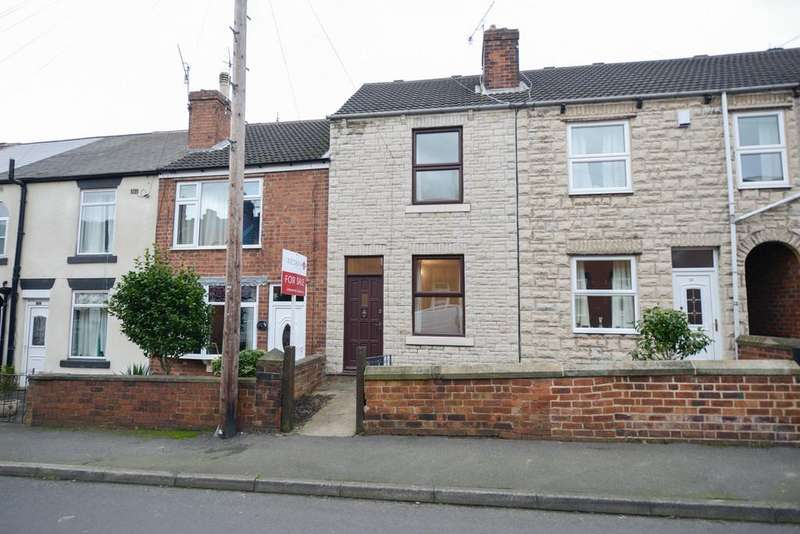 2 Bedrooms Terraced House for sale in Devonshire Road North, New Whittington