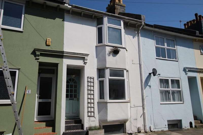3 Bedrooms House for sale in St. Mary Magdalene Street, Brighton