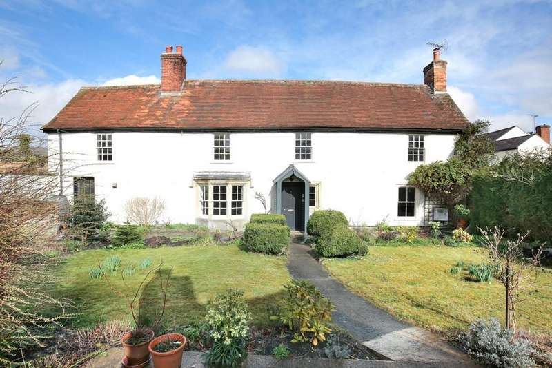 4 Bedrooms Cottage House for sale in North Row, Warminster