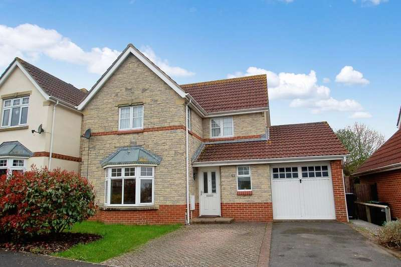 3 Bedrooms Detached House for sale in Monmouth Farm Close, Pawlett