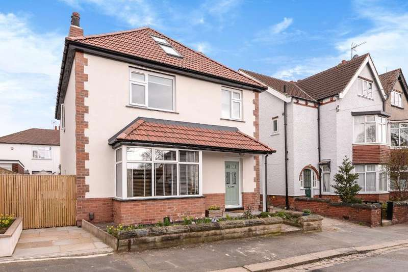 5 Bedrooms Detached House for sale in NORFOLK PLACE, CHAPEL ALLERTON, LEEDS, LS7 4PT