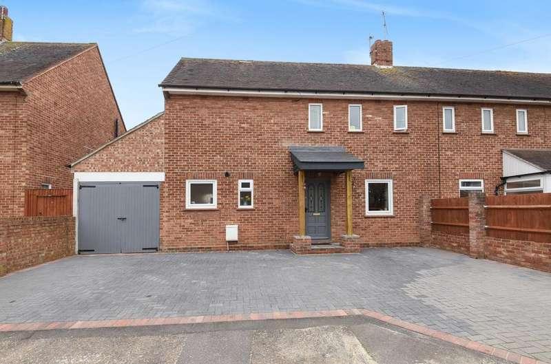 3 Bedrooms Semi Detached House for sale in Hatherleigh Close, Bognor Regis, PO21