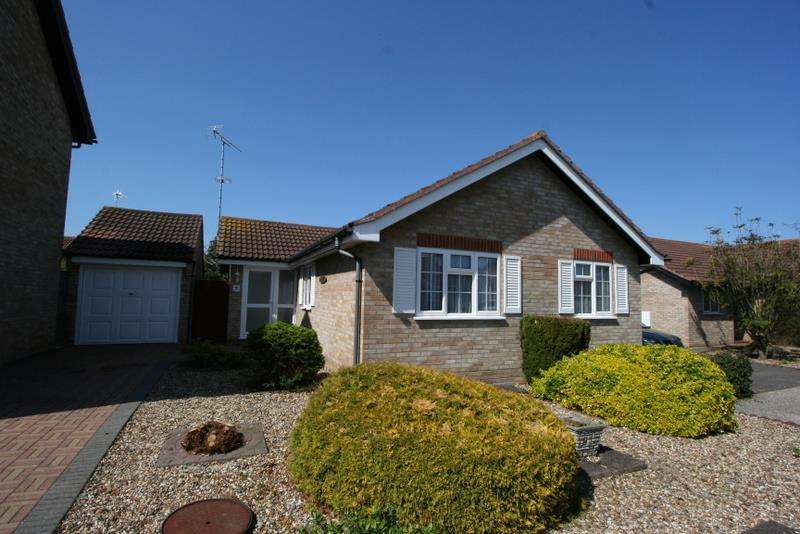 3 Bedrooms Bungalow for sale in Shaw Close, Kirby Cross