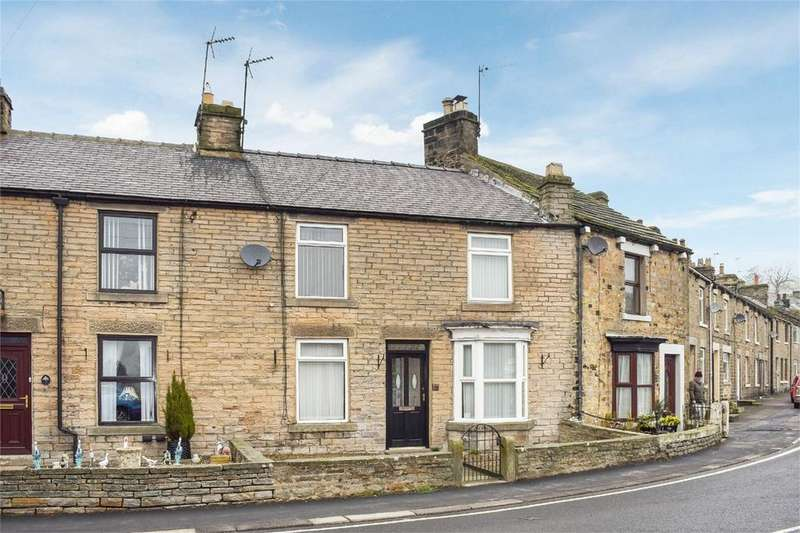 2 Bedrooms Terraced House for sale in Town End, Middleton-in-Teesdale, Barnard Castle, Durham