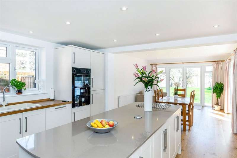 4 Bedrooms Detached Bungalow for sale in Miswell Lane, Tring, Hertfordshire, HP23