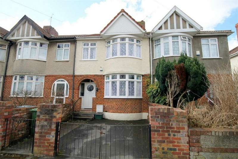 3 Bedrooms Terraced House for sale in Oakdale Road, Downend, Bristol